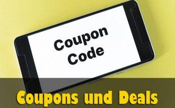 Coupons und Deals