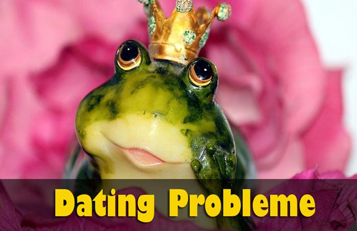 Dating-Probleme
